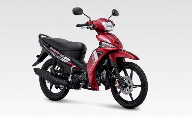Yamaha Vega Force giá gần 1.200 USD, cạnh tranh Honda Wave Alpha