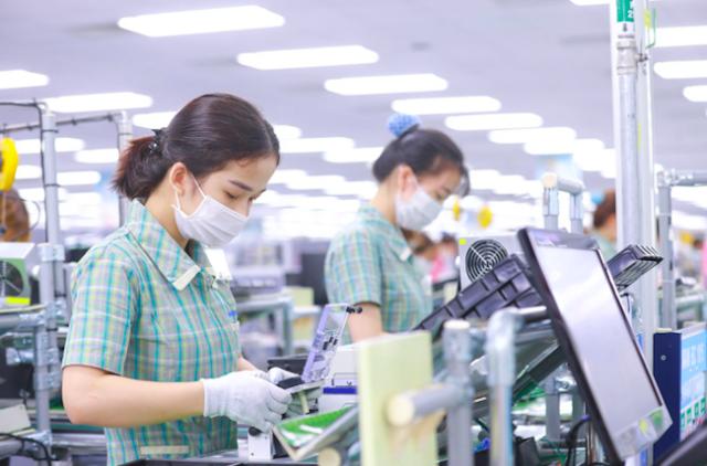 Vốn FDI đăng ký mới tăng hơn 13% trong 6 tháng đầu năm.
