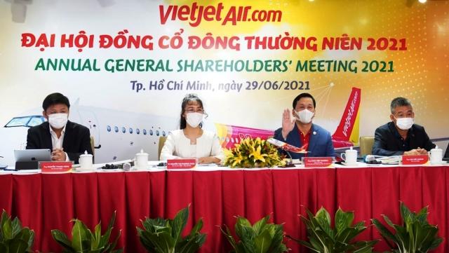 Họp ĐHCĐ Vietjet: Nhà đầu tư Hàn Quốc, Hong Kong quan tâm đến đợt chào bán riêng lẻ