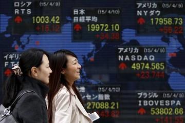 Trung Quốc công bố PMI tháng 6, chứng khoán châu Á trái chiều