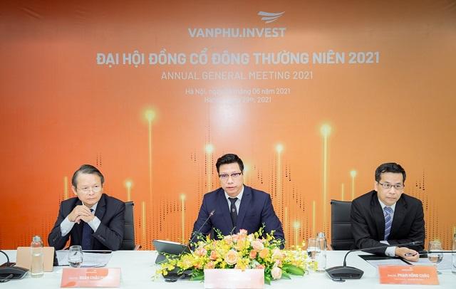 ĐHĐCĐ Văn Phú – Invest: Kế hoạch doanh thu năm nay tăng 43% so với năm trước