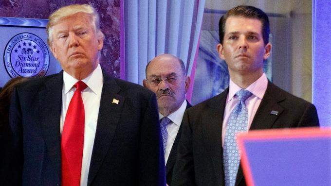 Tập đoàn Trump sắp bị khởi tố