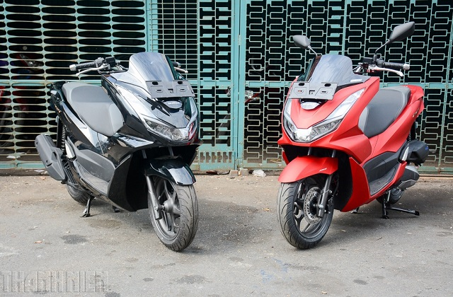 5 xe tay ga nhập khẩu gia nhập thị trường Việt Nam nửa đầu năm 2021