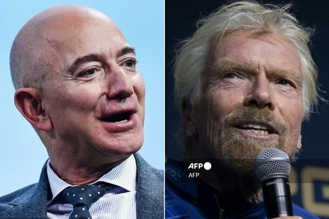 Tỷ phú Anh bay vào vũ trụ, quyết vượt mặt đối thủ Jeff Bezos