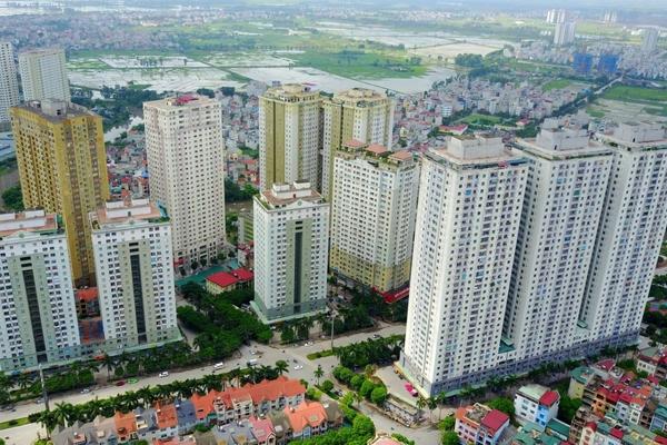 Savills: Nguồn cung chung cư, biệt thự chủ yếu đến từ các huyện ngoại thành Hà Nội
