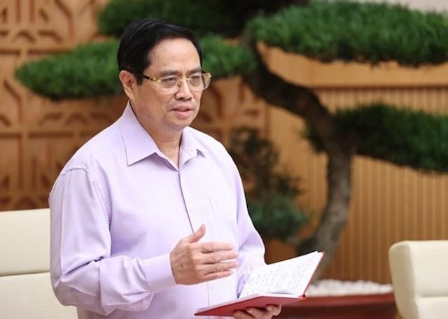 Thủ tướng yêu cầu điều hành linh hoạt 2 kịch bản tăng trưởng 6% và 6,5%
