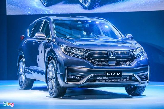 Những mẫu SUV được giảm giá trăm triệu đồng trong tháng 7