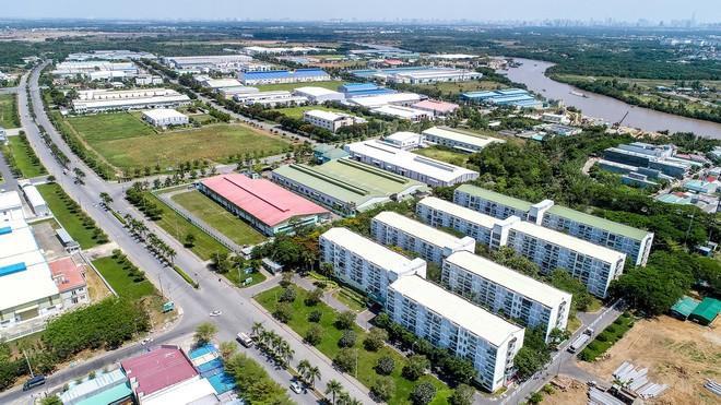 VNDirect: Nhu cầu và giá thuê đất khu công nghiệp tăng cao đến 2022