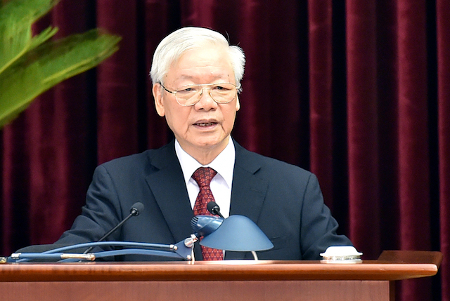 Trung ương cho ý kiến về 23 nhân sự để Quốc hội bầu, phê chuẩn