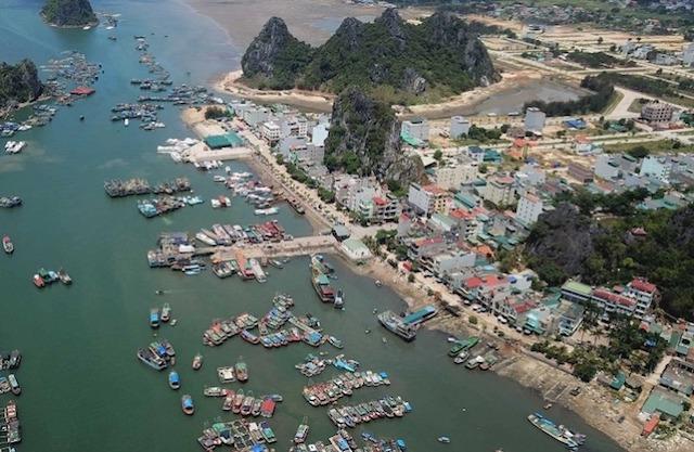 Quảng Ninh thu hồi chủ trương nghiên cứu lập quy hoạch 7 dự án ở Vân Đồn
