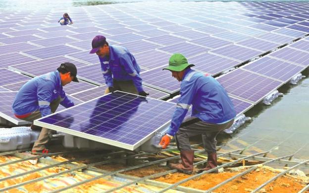 Bình Định có 5 dự án điện mặt trời nối lưới được phê duyệt, với tổng công suất 529,5 MWp