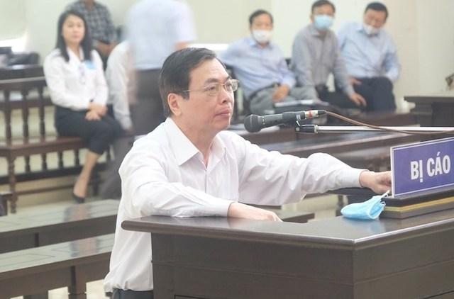 Cựu Bộ trưởng Công thương Vũ Huy Hoàng.