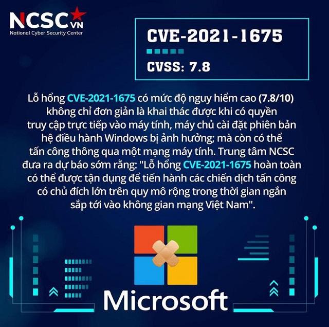 Lỗ hổng của Windows 'tiếp tay' tin tặc tấn công mạng trên diện rộng?