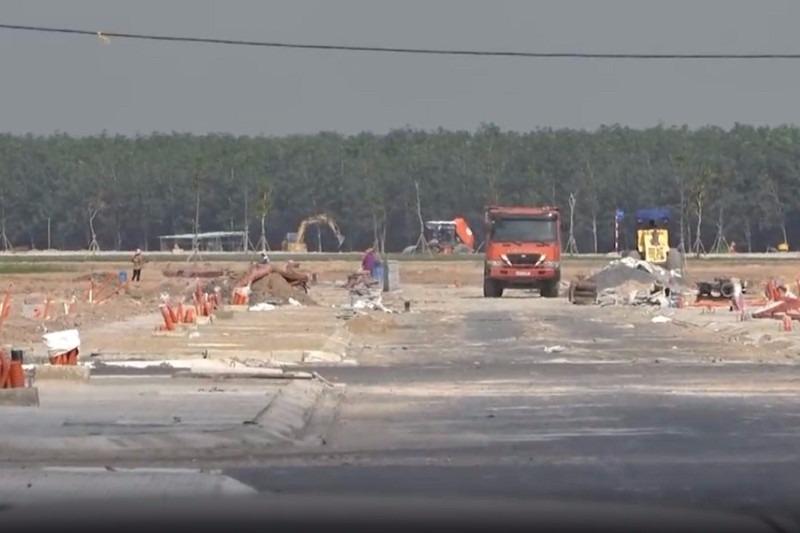 Dự án sân bay Long Thành: Tìm giải pháp xử lý đất 'giấy tay'