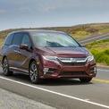 """<p class=""""Normal""""> <strong>13. Honda Odyssey</strong><br /><br /><span>Giá mua xe mới trung bình: 37.612 USD</span><br /><br /><span>Giá mua xe cũ trung bình: 38.048 USD</span><br /><br /><span>Chênh lệch giá: 1,2%, tương đương 435 USD<br /><br /> (</span><span style=""""color:rgb(34,34,34);"""">Ảnh:</span><span style=""""color:rgb(34,34,34);""""><em>Honda Odyssey/Honda</em></span><span>)</span></p>"""
