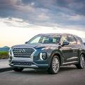 """<p class=""""Normal""""> <strong>9. Hyundai Palisade</strong><br /><br /><span>Giá mua xe mới trung bình: 44.063 USD</span><br /><br /><span>Giá mua xe cũ trung bình: 45.356 USD</span><br /><br /><span>Chênh lệch giá: 2,9%, tương đương 1.293 USD<br /><br /> (</span><span style=""""color:rgb(34,34,34);"""">Ảnh:</span><span style=""""color:rgb(34,34,34);""""><em>Hyundai Palisade/Hyundai</em></span><span>)</span></p>"""