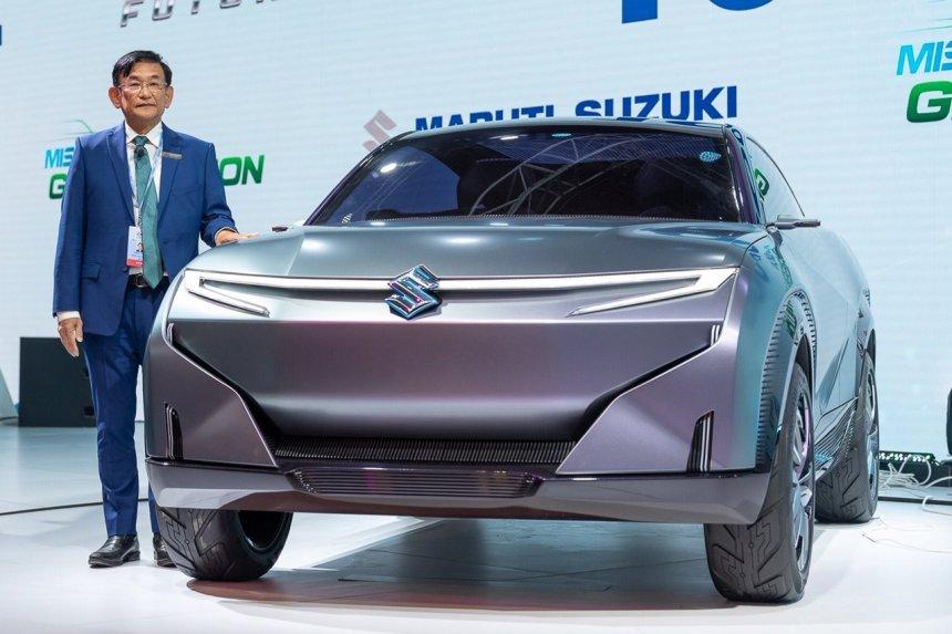Ôtô điện của Suzuki sắp ra mắt