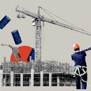 Giá thép tăng cao thách thức mục tiêu tăng trưởng kinh tế