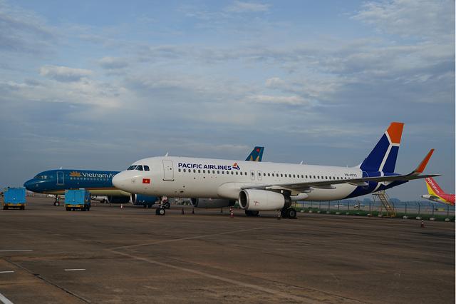 Vietnam Airlines ký hợp đồng tín dụng 4.000 tỷ đồng với SeABank, MSB và SHB. Ảnh: VietnamAirlines