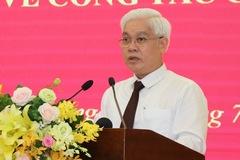Bộ Chính trị điều động, phân công tân Bí thư Tỉnh ủy Bình Dương