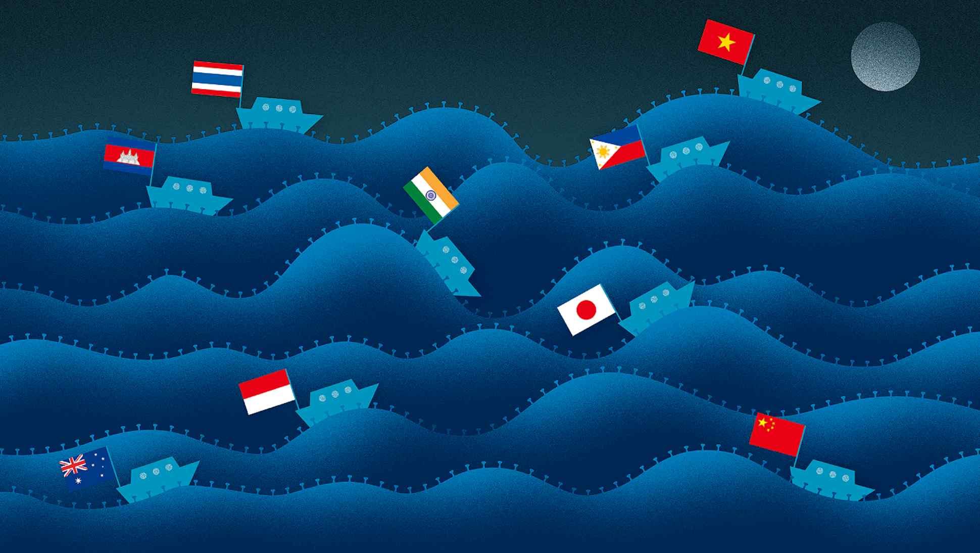 Làn sóng Covid-19 mới ở châu Á