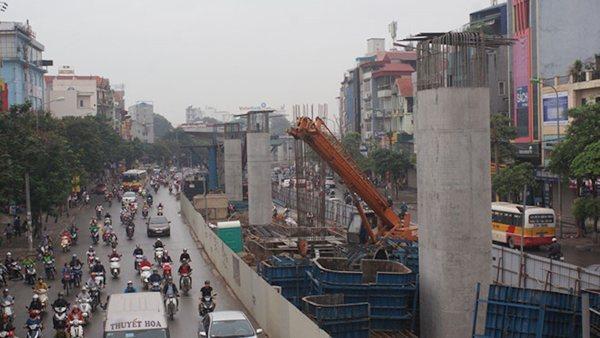 Đề xuất dự án tuyến metro số 3 ga Hà Nội - Hoàng Mai hơn 1,75 tỷ USD