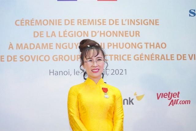 Nữ tỷ phú Việt Nam mang số 1.111 thế giới theo Forbes