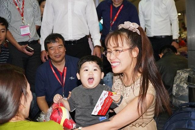 Nữ tỷ phú cũng nằm trong danh sách 110 người có ảnh hưởng nhất châu Á trong công tác thiện nguyện theo tạp chí uy tín Tatler
