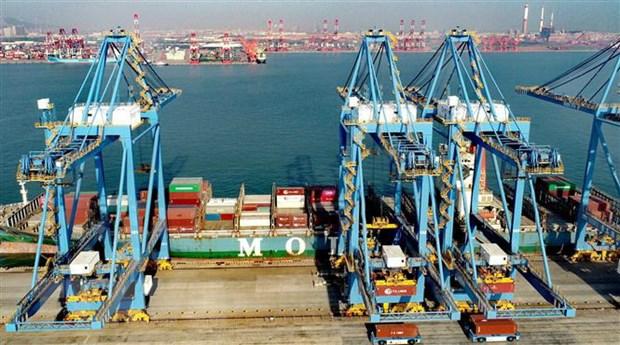 Trung Quốc đóng góp lớn vào tăng trưởng thương mại toàn cầu 2022