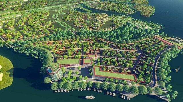 Bình Định đấu giá hơn 33 ha đất thuộc Khu đô thị và du lịch sinh thái Diêm Vân