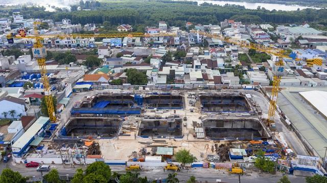 Xây dựng Hòa Bình trúng thầu gần 1.900 tỷ đồng trong đầu tháng 7
