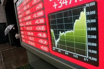 Trung Quốc công bố số liệu thương mại, chứng khoán châu Á tăng