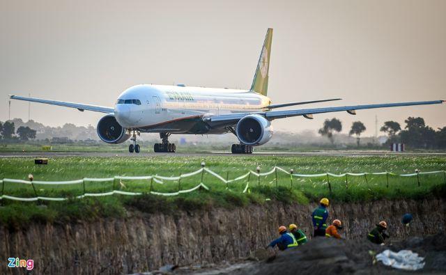 Bộ GTVT: Đặt sân bay tại Ứng Hòa là khó khả thi