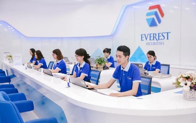 Chứng khoán Everest phát hành 3 triệu cổ phiếu ESOP với giá chưa bằng 1/3 thị giá