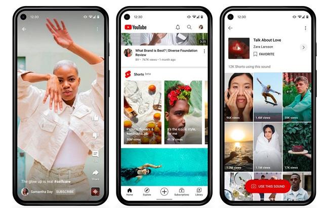 YouTube Shorts chính thức có mặt tại Việt Nam