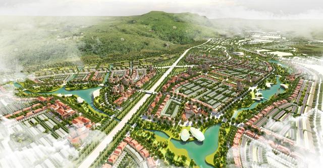 Lâm Đồng: Lập quy hoạch 1/2.000 Khu đô thị Liên Khương - Prenn