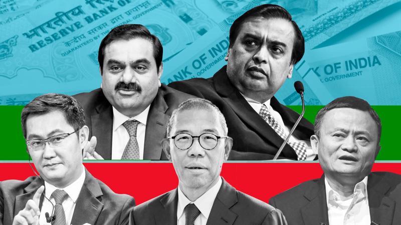 5 tỷ phú giàu nhất châu Á hiện nay