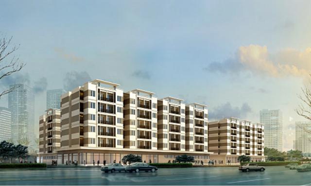 Nhà ở xã hội tại Côn Đảo tăng gấp đôi chiều cao vì quỹ đất ngày càng bị thu hẹp