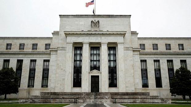 Ngân hàng Dự trữ Liên bang Mỹ. (Ảnh: AP)