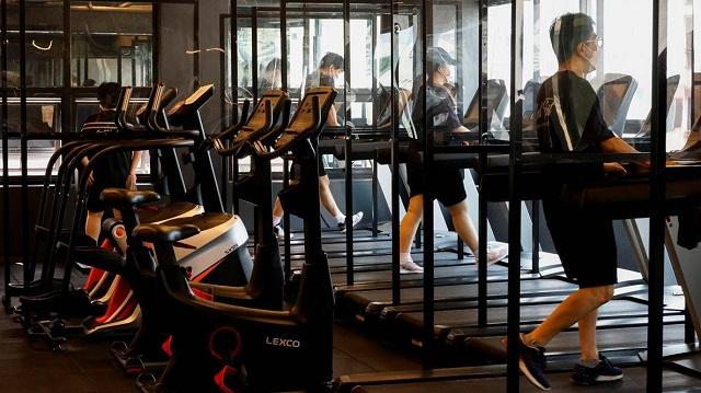 Phòng gym Hàn Quốc thời Covid-19: Không được mở 'Gangnam Style' và các bản nhạc nhanh