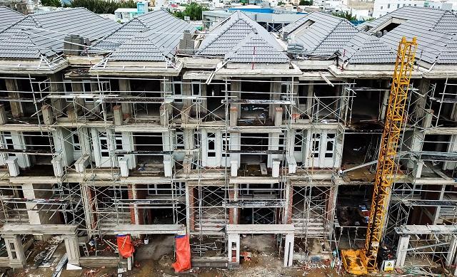 TP HCM: Công nhân xây dựng phải ở lại công trình hoặc chỉ di chuyển trên một cung đường