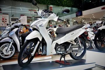 Người Việt mua hơn 1,3 triệu xe máy nửa đầu năm