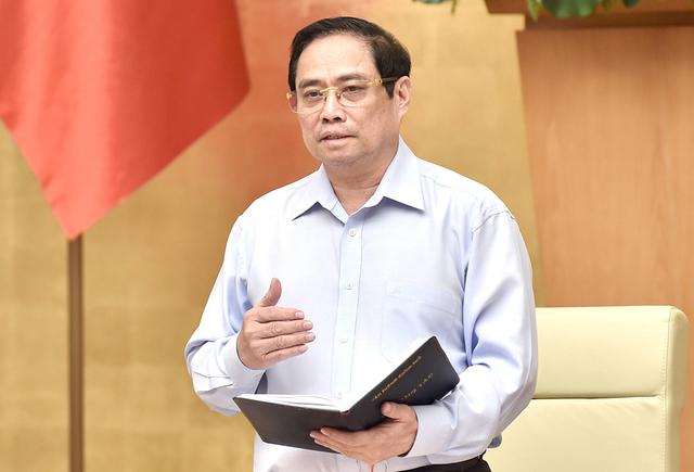 Thủ tướng nêu 6 mục tiêu chống Covid-19