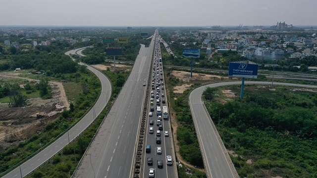 Đề xuất mở rộng cao tốc TP HCM – Long Thành – Dầu Giây