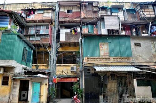Từ 1/9, người dân có thể được bồi thường gấp đôi nếu chung cư phải cải tạo xây mới