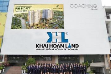 Khải Hoàn Land chính thức chào sàn với gần 175 triệu cổ phiếu
