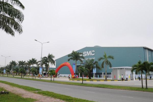 SMC lãi ròng hơn 500 tỷ đồng trong quý II, tăng gấp đôi hàng tồn kho lên 4.081 tỷ đồng