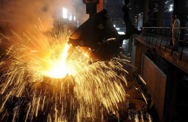 Giá thép không gỉ Trung Quốc lên cao nhất mọi thời đại
