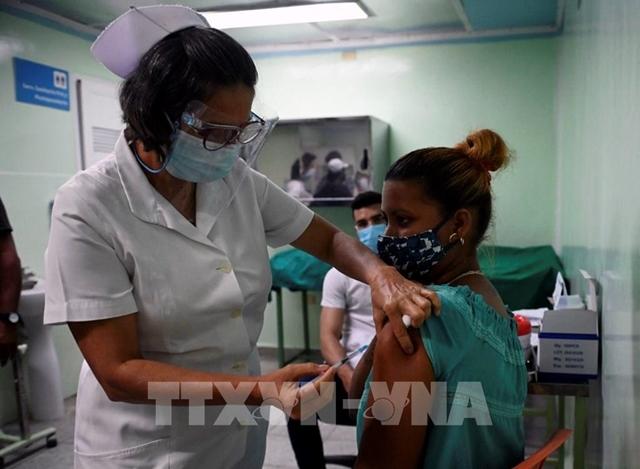 Cuba phát triển vaccine Covid-19 có thể ngăn ngừa tử vong