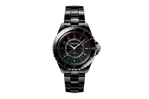 Chanel ra mắt bộ sưu tập đồng hồ J12 Electro phiên bản giới hạn